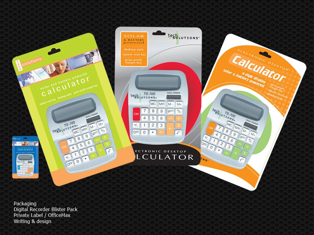 CalculatorCards