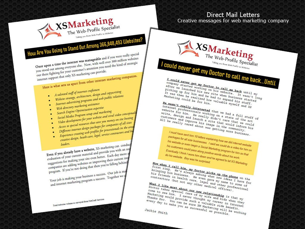 XS-Marketing-Letters
