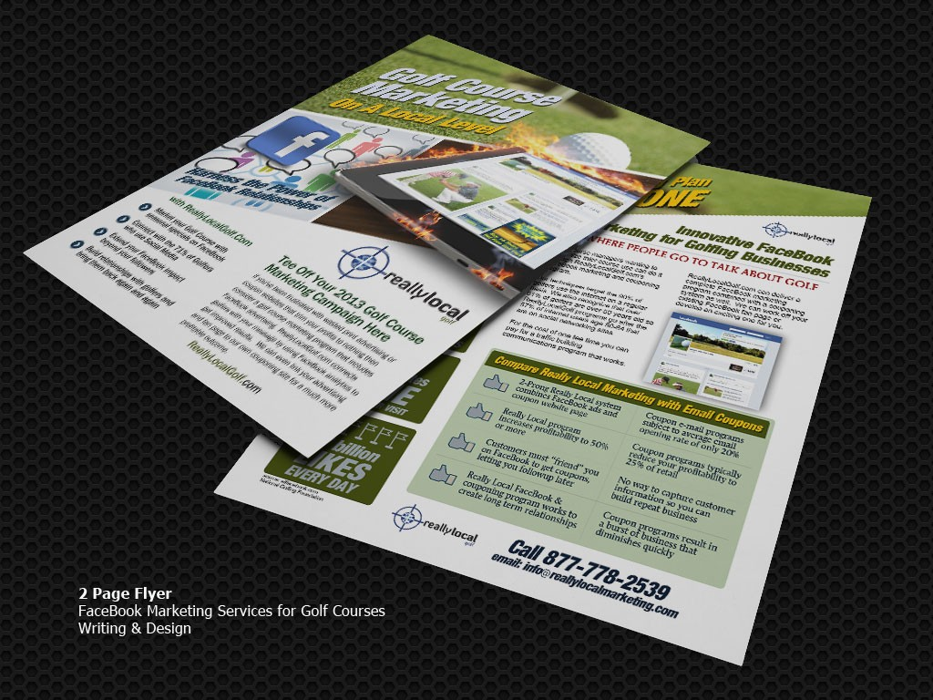 Flyer-GolfMarketingService