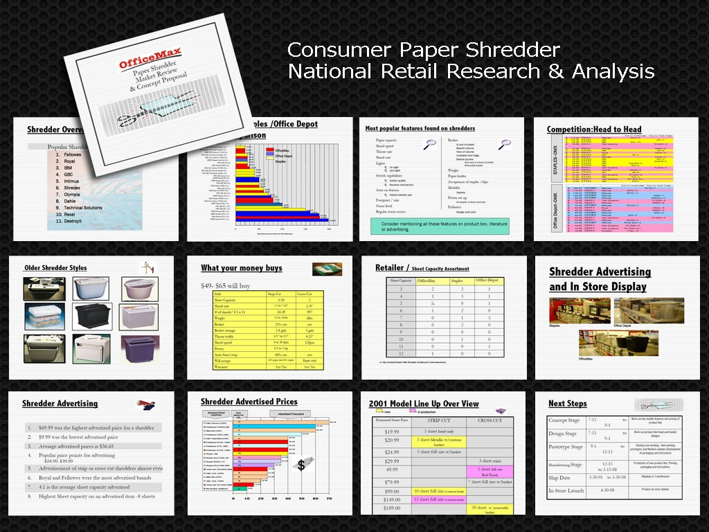PaperShredderResearch